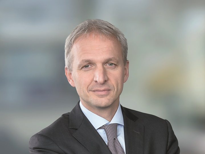 Greg Poux-Guillaume, CEO Sulzer