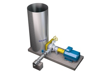 KCE medium consistency pumping system
