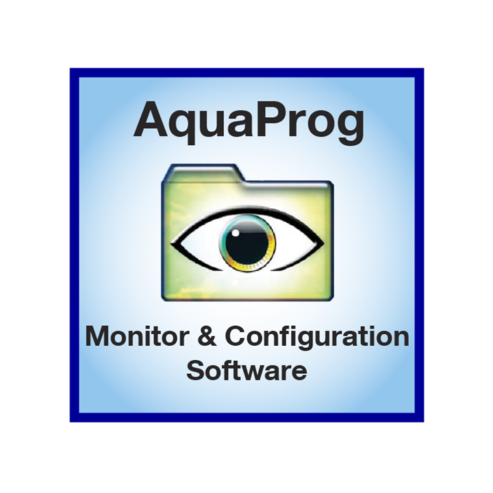 AquaProg -  a Windows-based monitor and configuration software for pump controllers and control systems