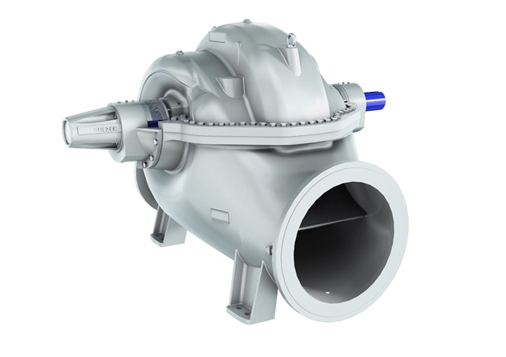 ZPP double suction axially split single stage centrifugal pump