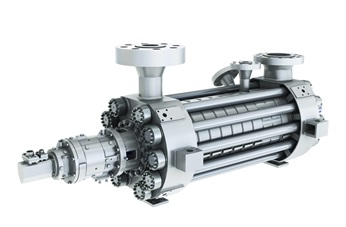 MD high pressure pump (up to 350 bar)