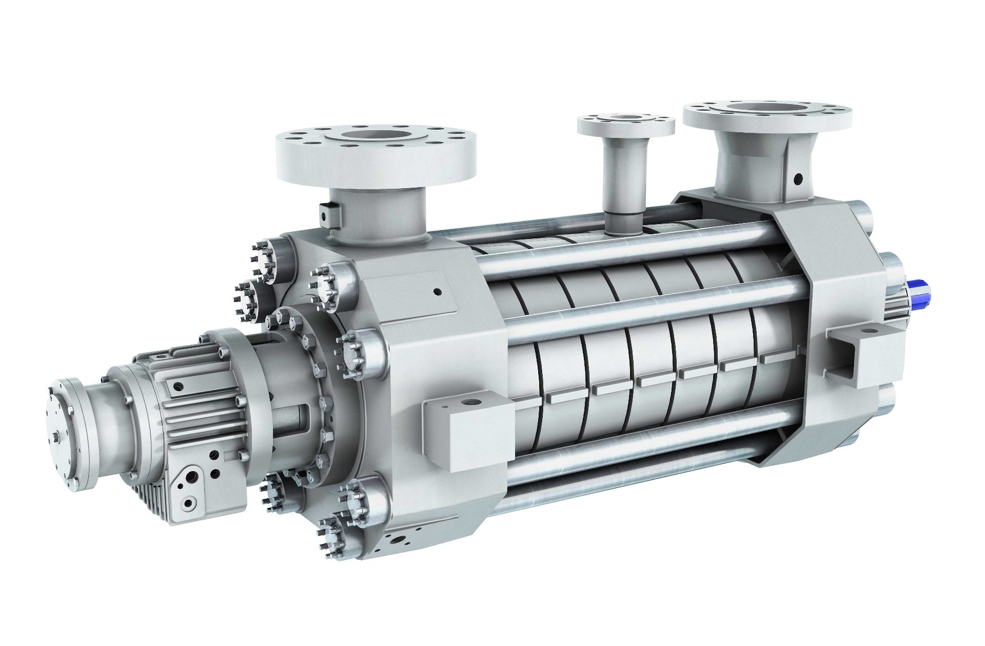 MD high pressure stage casing pump
