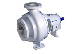 AHLSTAR NPP/T range long and close coupled non-clogging end suction single stage centrifugal pumps