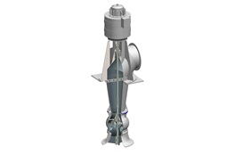 SJT vertical turbine pump