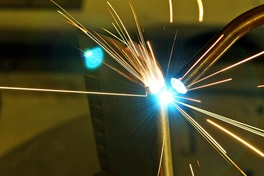 Our welding procedures for components reduce costs for your machinery