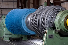 We specialize in the inspection and repair of gas turbines