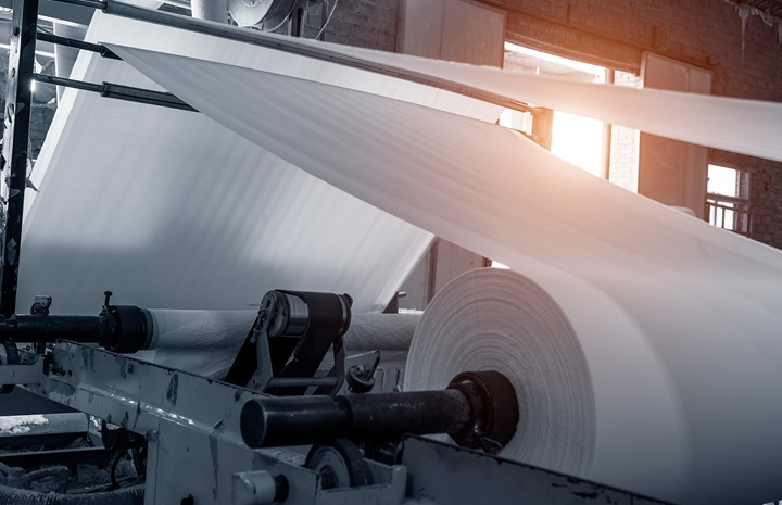 Pulp and paper production