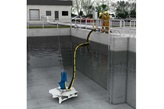 OKI aerator mixer – quick and easy installation and maintenance without emptying the tank.