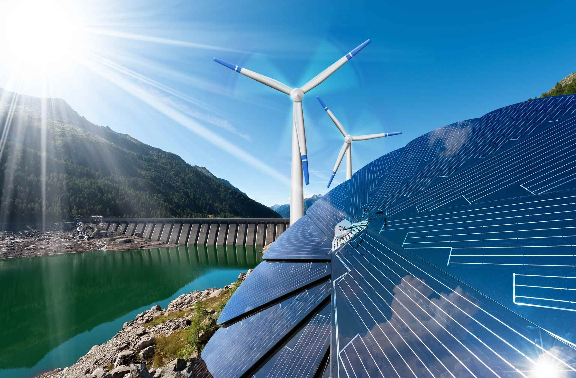 Renewable energy applications