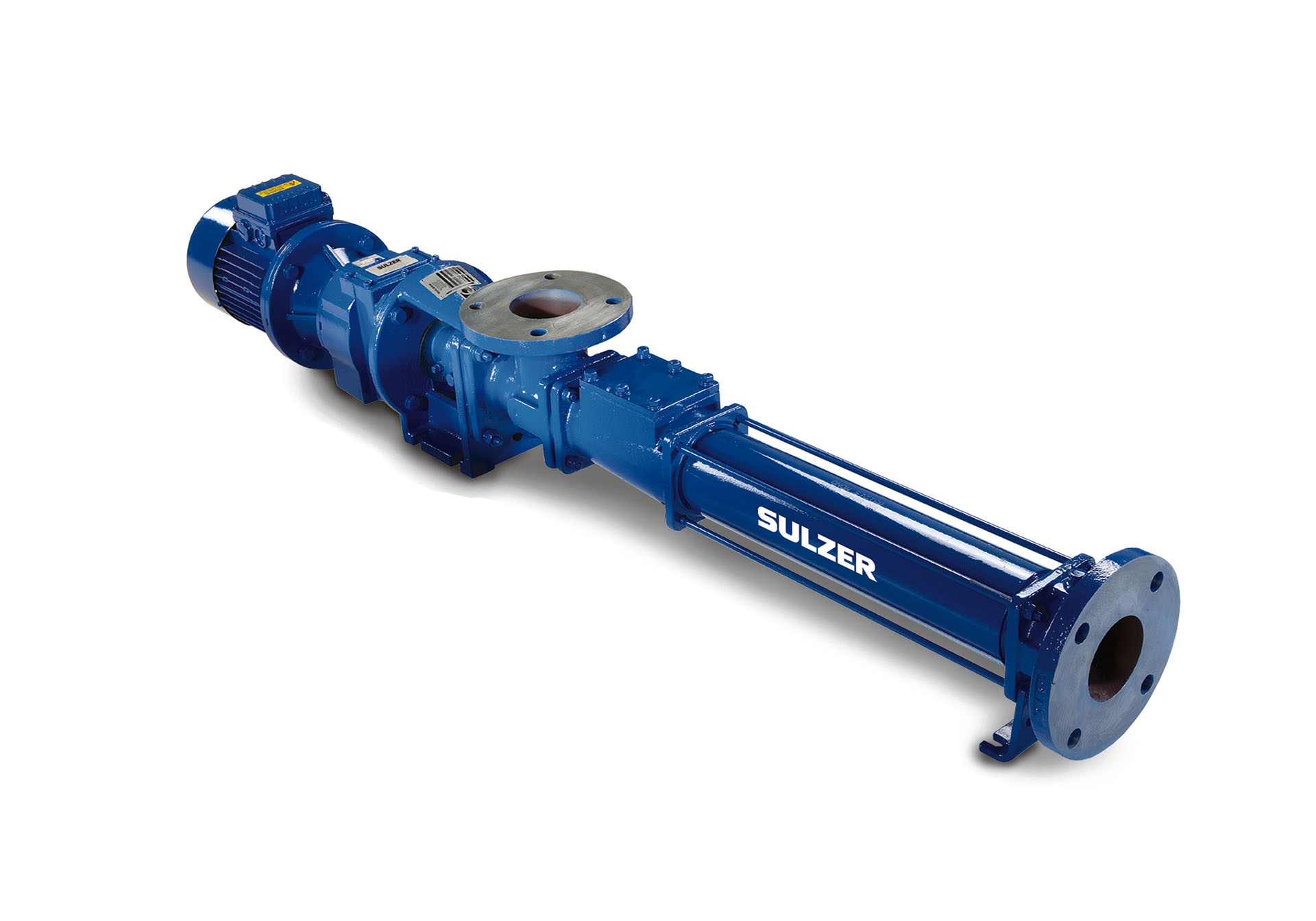 PC transfer pump for municipal and industrial effluent