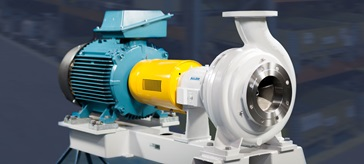 ISO5199 process pumps