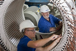 Sulzer provides comprehensive motor services