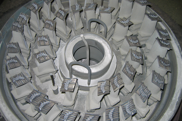We can apply CVD coating to extend the lifetime of your components