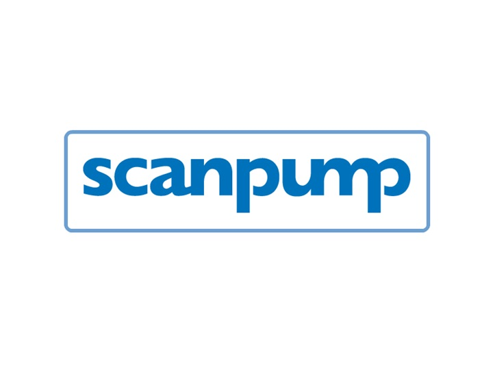 Scanpump logo