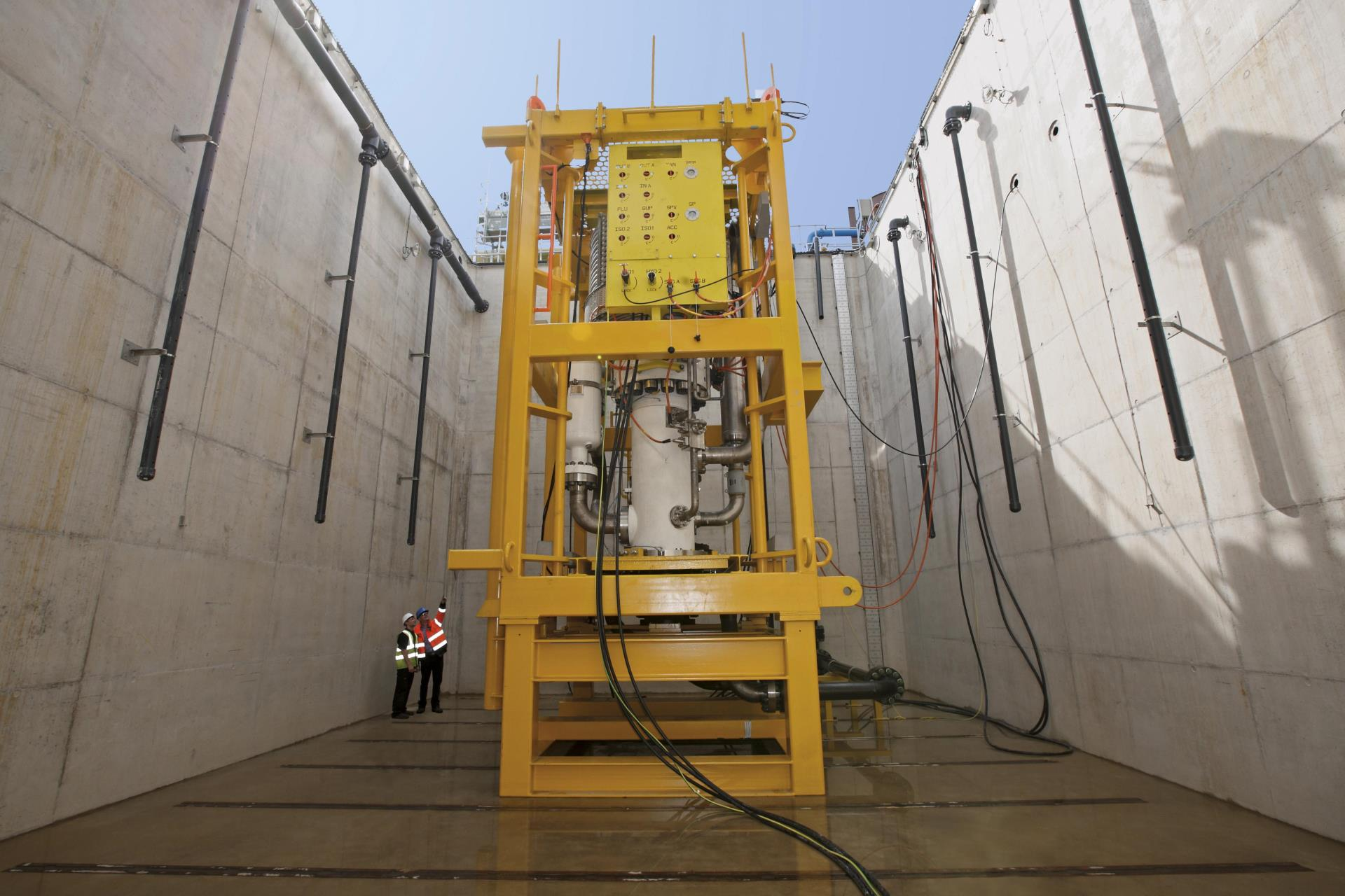 Sulzer is developing innovative pumping subsea solutions