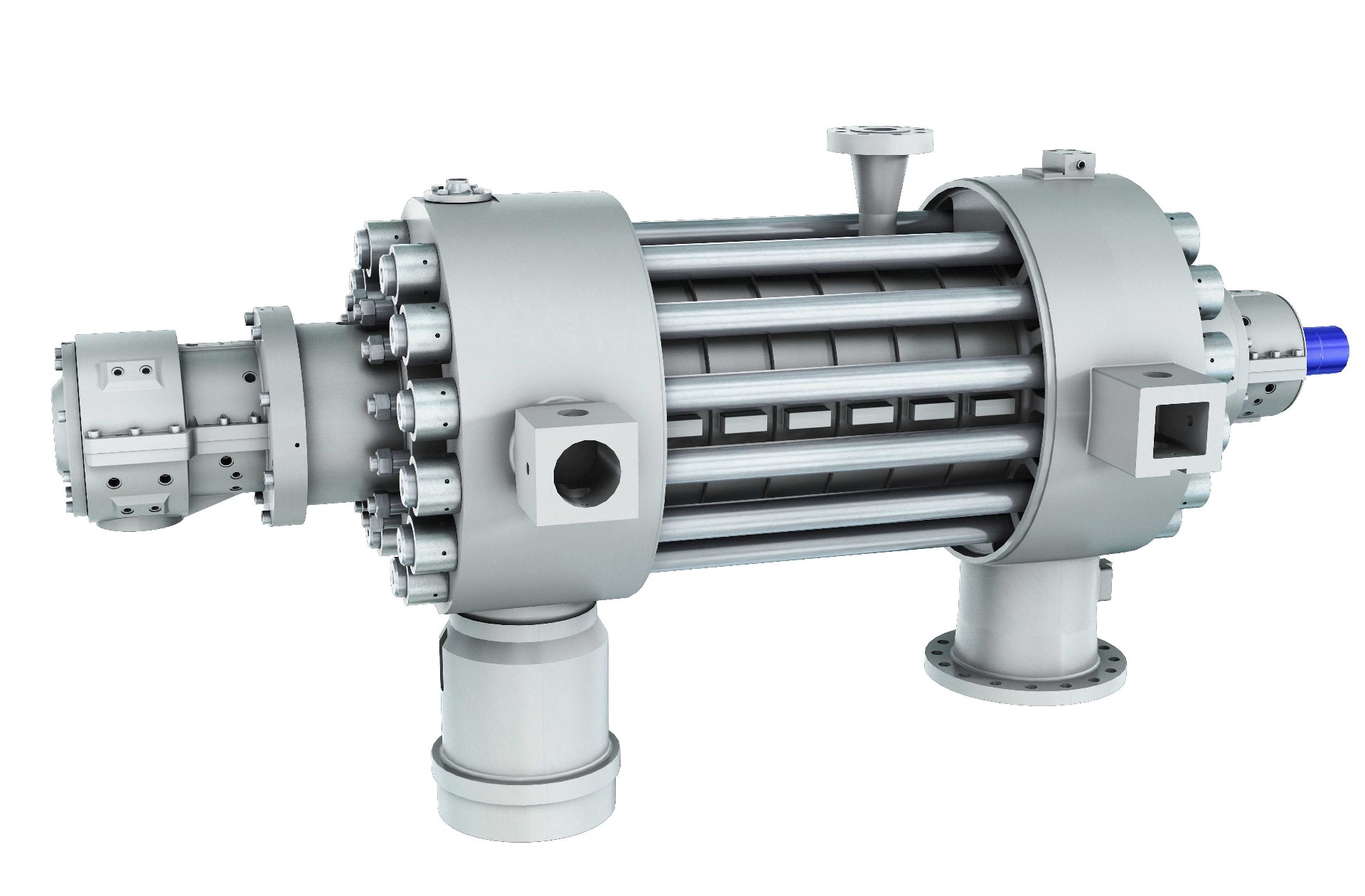 ME high pressure stage casing pump