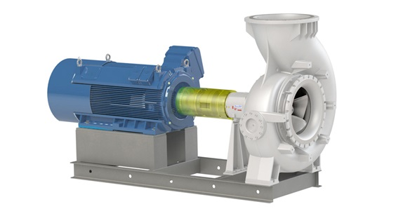 Dry installed sewage pump type ABS FR