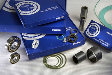 Spare parts and kits for wastewater and dewatering products